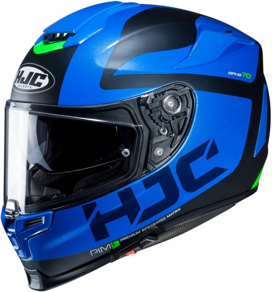 Buy HJC RPHA 70 Balius Blue