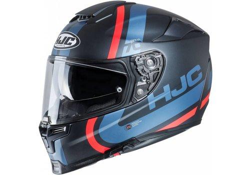HJC RPHA 70 Gaon Rood Blauw Helm