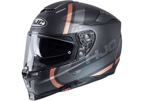 HJC RPHA 70 Gaon Antraciet Brons Helm