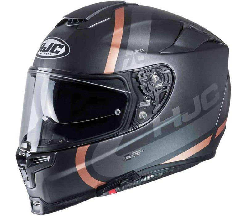 Buy HJC RPHA 70 Gaon Anthrazit Bronze Helmet? Free Shipping!
