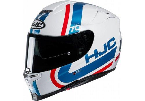 HJC RPHA 70 Gaon White Red Blue Helmet