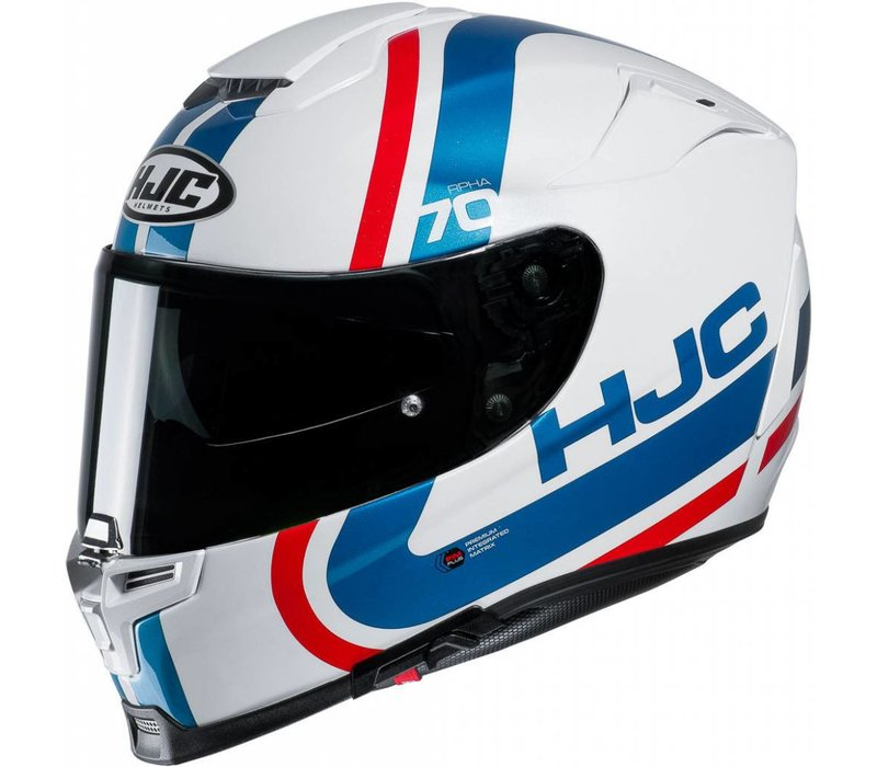Buy HJC RPHA 70 Gaon White Red Blue Helmet? Free Shipping!