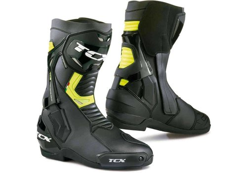 TCX ST-FIGHTER WP Boots  Black Yellow