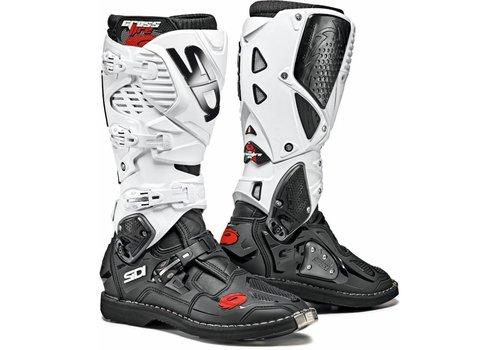 Sidi Crossfire 3 Stiefel Schwarz Weiß