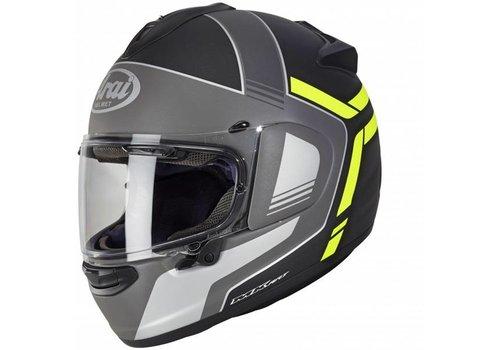 Arai Profile-V Tube Fluor Yellow Helmet