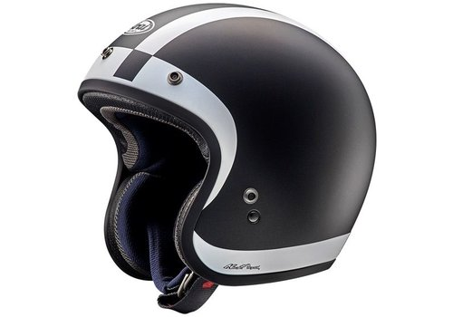 Arai Freeway Halo Zwart Helm