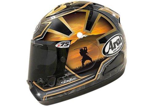 Arai RX-7V Pedrosa Spirit Helm Gold