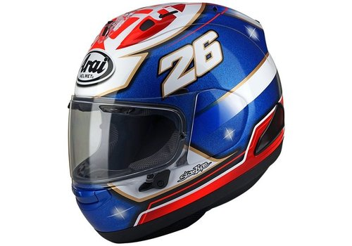 Arai RX-7V Pedrosa Samurai Helmet