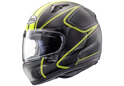 Arai Renegade-V Diablo Helmet Yellow