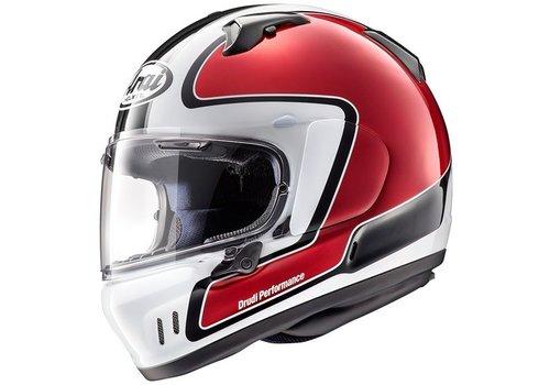 Arai Renegade-V Outline Helmet Red