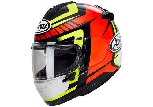 Arai Chaser-X Pace Red Helmet