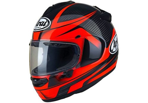 Arai Chaser-X Tough Helmet Red