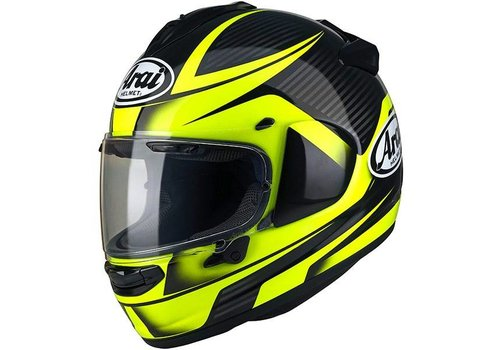 Arai Chaser-X Tough Helmet Yellow