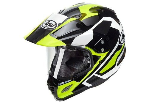 Arai Tour-X4 Catch Helmet Yellow