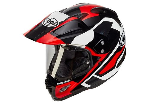 Arai Tour-X4 Catch Helmet Red