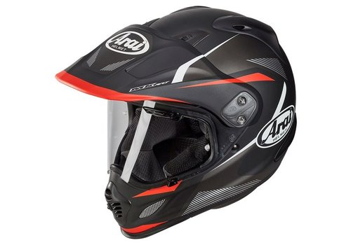 Arai Tour-X4 Break Helmet Red