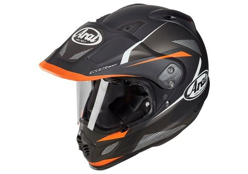 Arai Tour-X4 Break Helmet Orange
