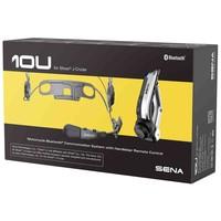 Shoei Shoei J-Cruise 2 Black Glossy Helmet + 50% discount Extra Visor!