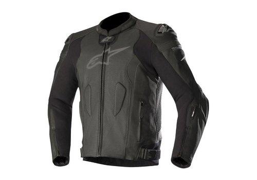Alpinestars Missile Leather Jacket Tech-Air Black