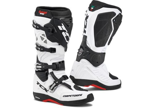 TCX Comp Evo 2 Michelin Stivali Bianca