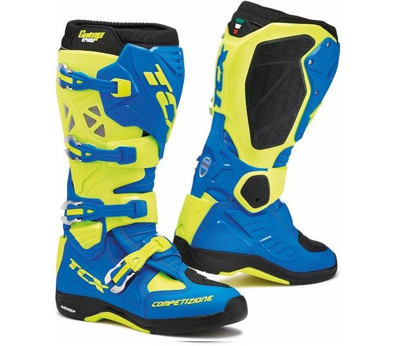 Buy TCX Comp Evo 2 Michelin Boots? Free