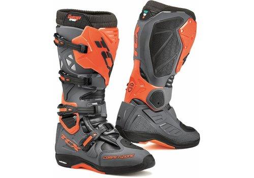 TCX Comp Evo 2 Michelin Boots Grey Orange Fluo