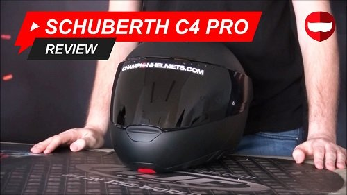 Schuberth C4 Pro Review