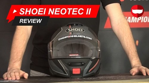 Shoei Neotec II Review