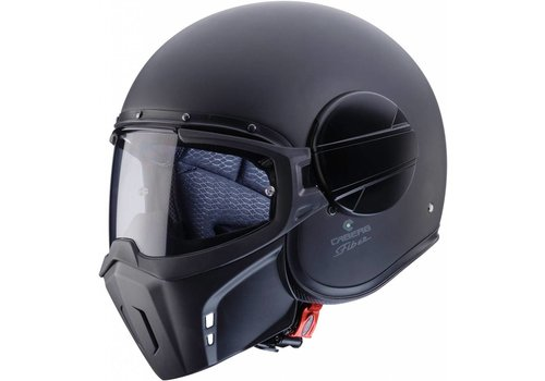 Caberg Ghost Casco Negro Mate
