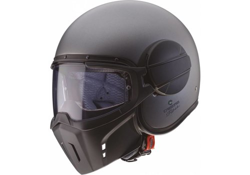 Caberg Ghost Helm Matt Antraciet