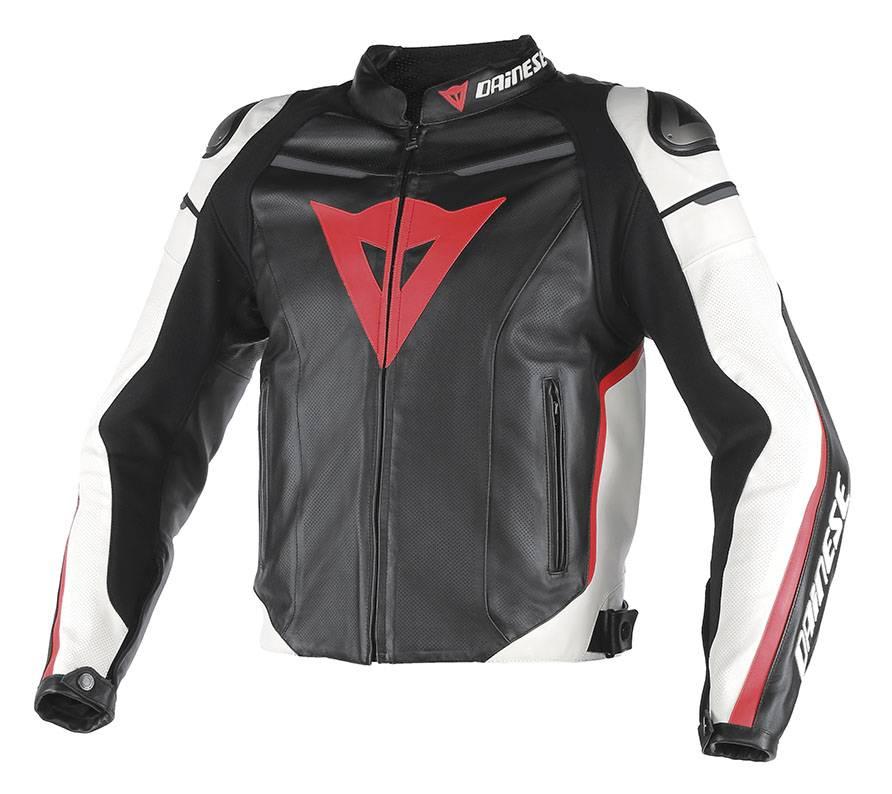 7665c6817f6 chaqueta Dainese Super Fast Pelle Estivo - Champion Helmets