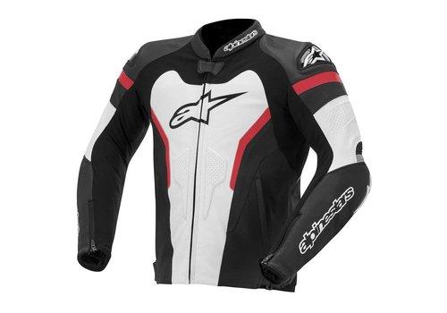 Alpinestars GP Pro giacca nero bianco rosso