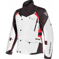 Buy Dainese X-Tourer D-Dry Jacket Grey Black Red? Free Shipping!