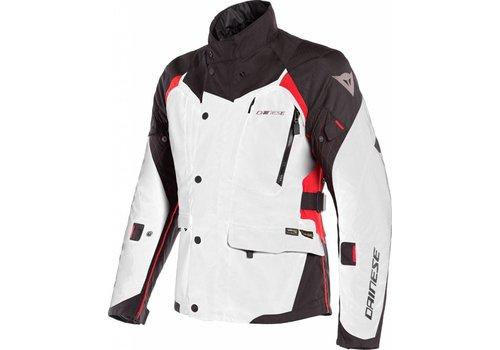 Dainese X-Tourer D-Dry Jacke Grau Schwarz Rot