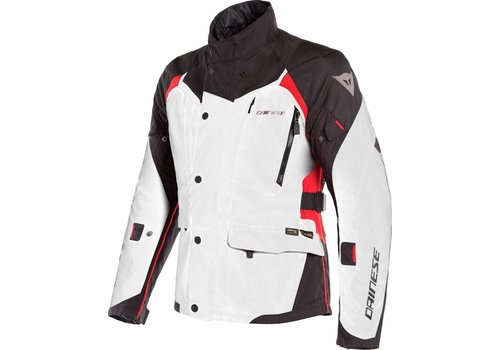 Dainese X-Tourer D-Dry Jacket Grey Black Red
