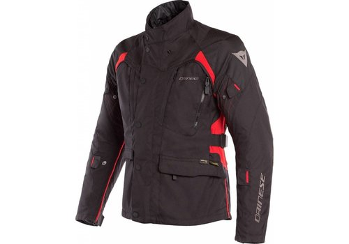 Dainese X-Tourer D-Dry Jacket Black Red