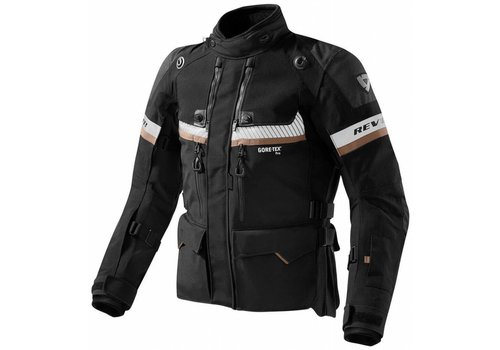 Revit Dominator GTX Jacket Black