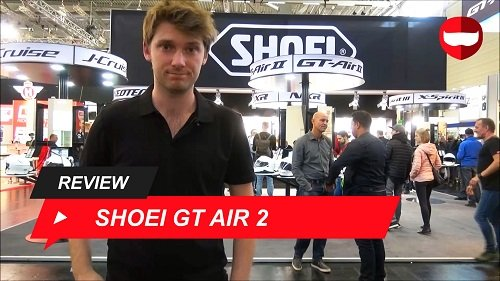 Shoei GT Air 2 First Look & Review