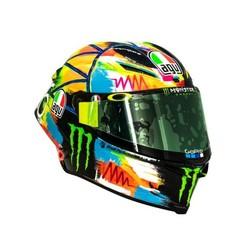 AGV AGV Pista GP R Winter Test 2019 Rossi Helmet + Free Extra Visor