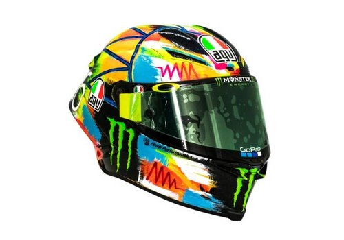 AGV Pista GP R Winter Test 2019 Rossi Helmet - Limited Edition