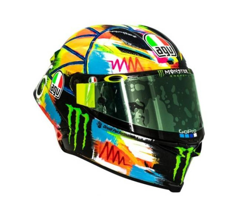 agv pista gp r winter test 2019 helmet free extra visor. Black Bedroom Furniture Sets. Home Design Ideas