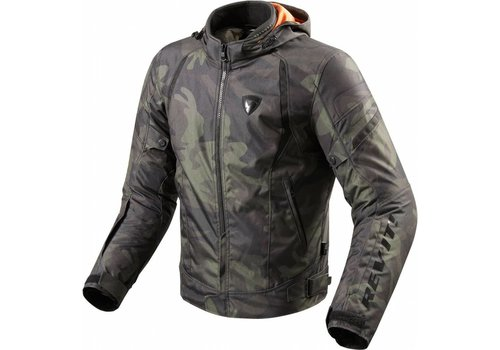 Revit Flare Jacket Army Green