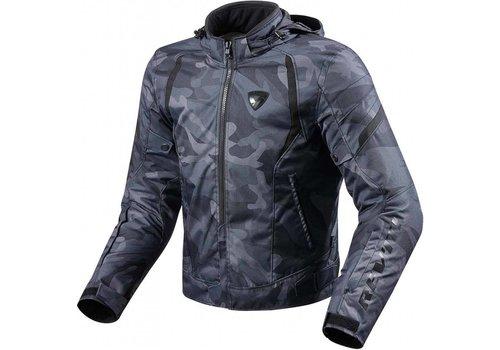 Revit Flare Jacket Black