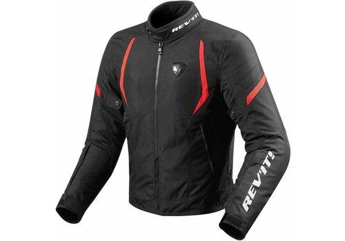Revit Jupiter 2 Jacket Black Red