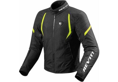 Revit Jupiter 2 Jacket Black Yellow Fluo