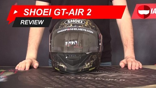 Shoei GT Air 2 Review