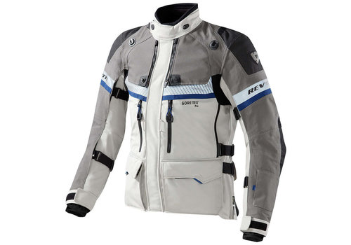 Revit Dominator GTX Jacket Grey Black