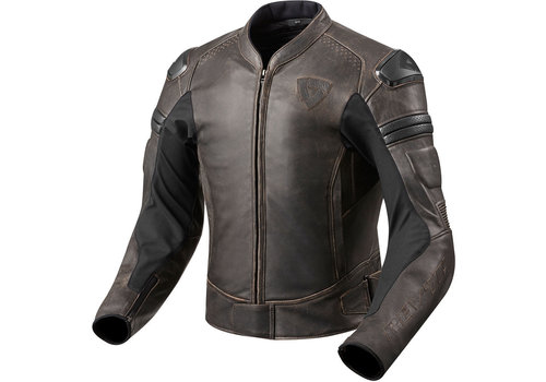 Revit Akira Vintage Leather Jacket