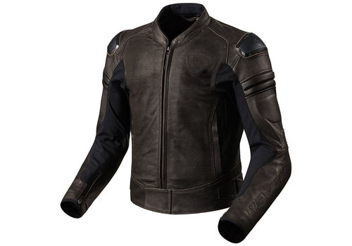 Revit Akira Vintage Air Leather Jacket