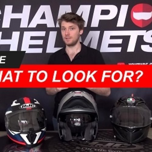 What to Look for in a Helmet
